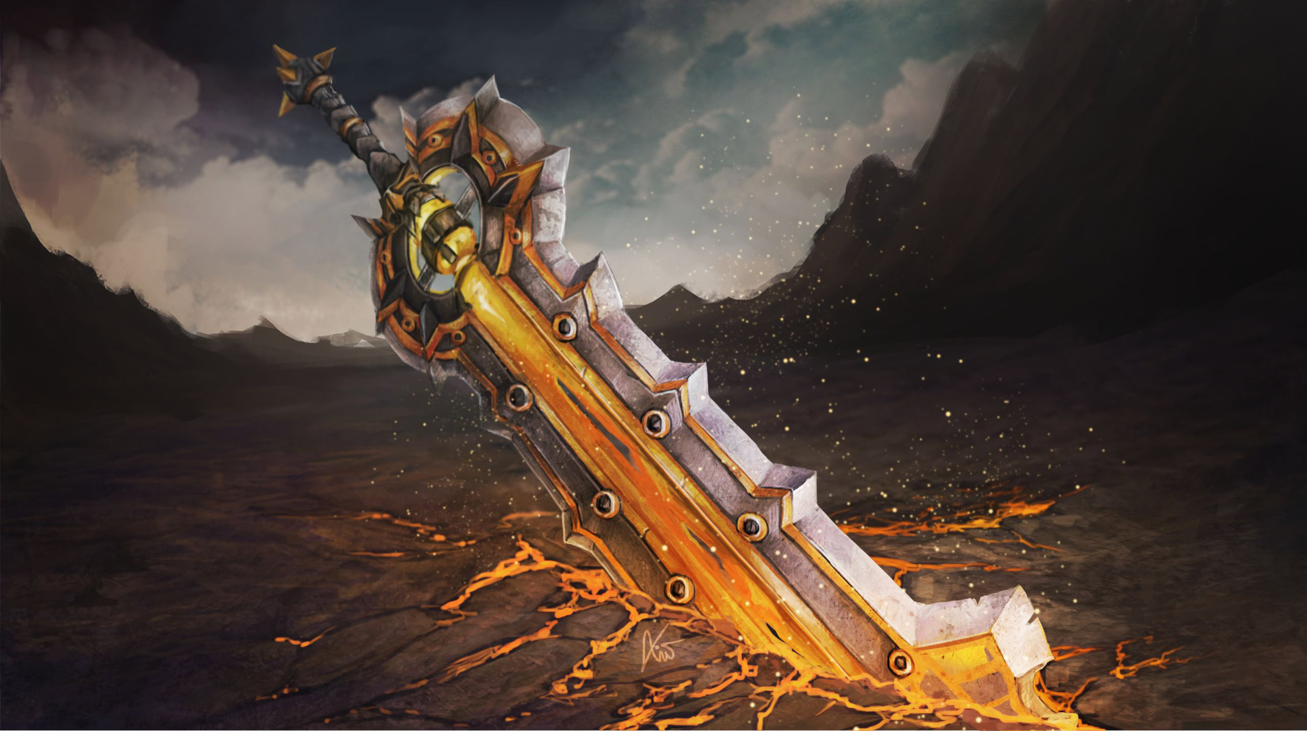 Pictures of Wow Warrior Wallpaper - #rock-cafe